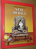 Stay awhile (Scribner reading series)