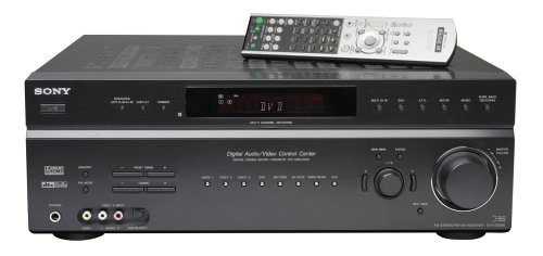 1 Best Buy Sony STR-DE698 7 1 Channel Surround Sound AM/FM
