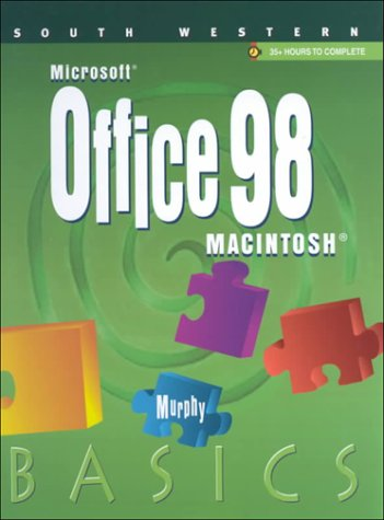 Microsoft Office 98 Macintosh: Basics