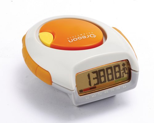 Cheap Oregon Scientific PE828 Pedometer with Calorie Counter (PE828)