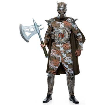 The Wicked of Oz Tin Woodsman Adult Costume