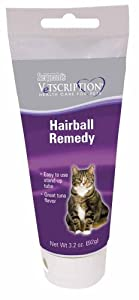 Sergeant's Vetscription 3.2-Ounce Hairball Remedy Cat