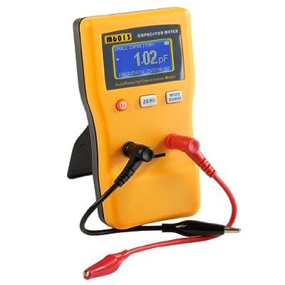 Floureon® M6013 Digital Capacitor Meter Tester Capacitance Range 0.01pF to 47000uF