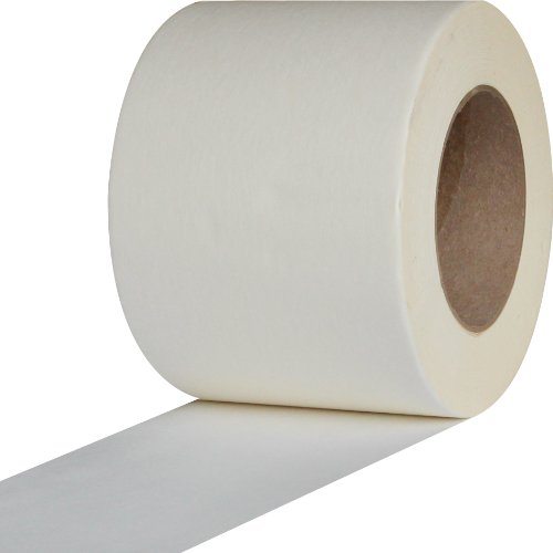 ProTapes Pro 4000 Water Based Natural Latex Surface Paper Protection Specialty Tape, 4 mil Thick, 100 yds Length x 12