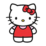 SkyFriends 25 Inch Hello Kitty Plastic Kite W/Handle & Line By X-Kites