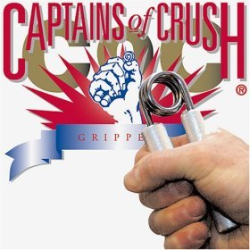 Captain of Crush Heavy Hand Grippers No 3.5