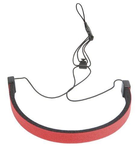 Op/Tech Usa Mini Loop Strap - Qd (Red)
