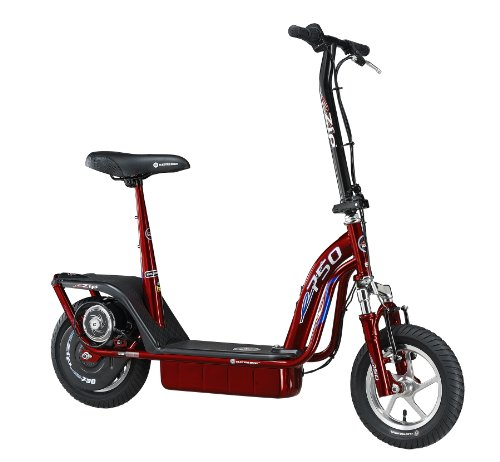 Currie Technologies e-Zip E750 Electric Scooter (Red)