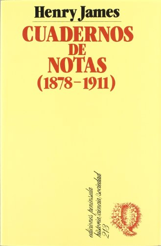 Cuadernos De Notas (1878-1911)