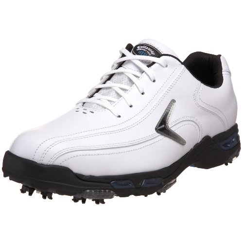 Callaway Golf Men's Bio Kinetic Tour White/White Golf Shoe M380-13-3838013310010 9 UK