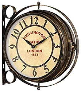 Silea - 222/8532 - Horloge de Gare Kensington - Métal