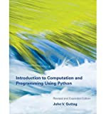 img - for [(Introduction to Computation and Programming Using Python )] [Author: John V. Guttag] [Aug-2013] book / textbook / text book