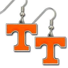 Buy NCAA Tennessee Volunteers Dangle Earrings by Siskiyou Sports
