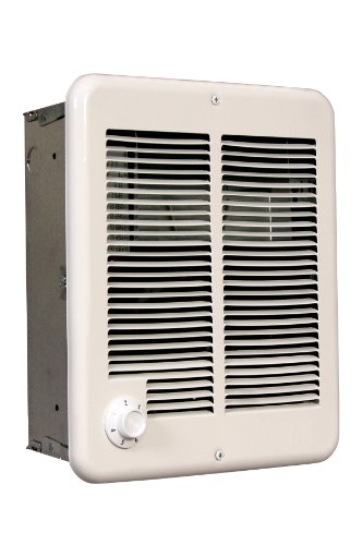 Fahrenheat FFH1612 1500W 120V Fan Forced Electric Heater (Fahrenheat Heaters compare prices)