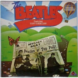 Beatles - Featuring Tony Sheridan - Zortam Music