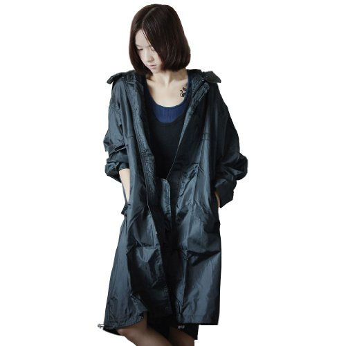 dopobo raincoat damen regenmantel mini maxi poncho regen. Black Bedroom Furniture Sets. Home Design Ideas