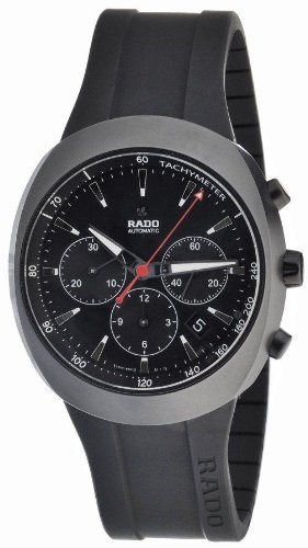 Rado R15378159 D-Star Xl Chronograph Automatic Gent Limited Edition Ceramic Watch