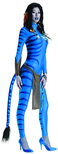 Secret Wishes Avatar Neytiri Costume, Blue, Large (10/14)