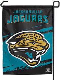 "NFL Jacksonville Jaguars WCR08371013 Garden Flag, 11"" x 15"""