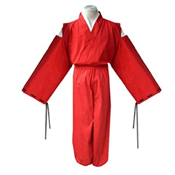 InuYasha Cosplay Costume - InuYasha Medium