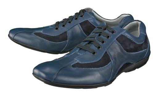 Kenneth Cole New York 'The Real Deal' Dress Sneakers Mens - Navy