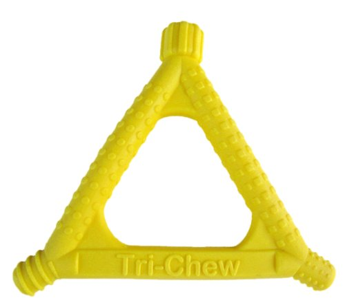 Beckman Tri-Chew (Yellow)
