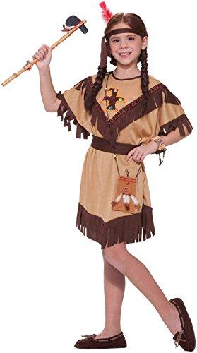 Forum Novelties Native American Princess Costume, Child's Medium (Kids Costumes For Girls Princess compare prices)