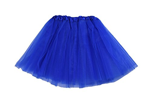 [SUNNYTREE Womens Tutu Ballet Blue Skirts Dance Dress Ballet Costume Royal Blue] (Swimming Costume For Womens Online)
