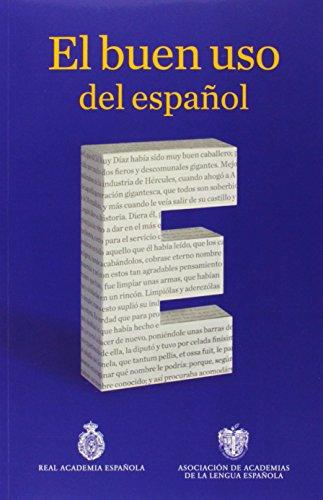 EL BUEN USO DEL ESPAÑOL descarga pdf epub mobi fb2
