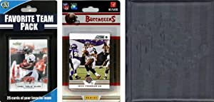 NFL Tampa Bay Buccaneers Licensed 2012 Score Team Set and Favorite Player Trading... by C&I Collectables