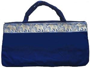 Yoga Malai Slimline - Bolsa para yoga azul azul oscuro