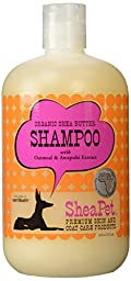 Shea Butter Shampoo with Oatmeal & Awapuhi Extract, 18 oz/ 532 ml