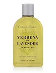 Crabtree & Evelyn® Verbena Lavender Shower Gel 250ml