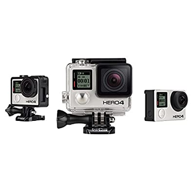 GOPRO HERO4 - Caméra Embarquée 12 Mpix