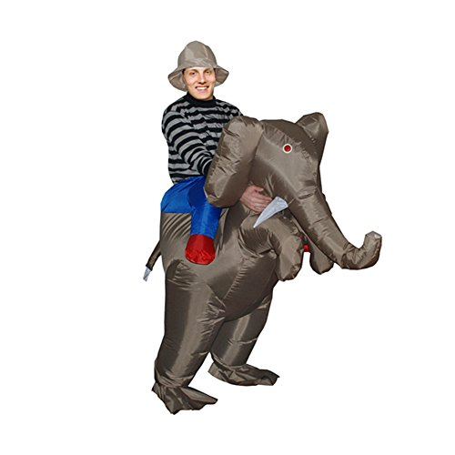 Harry Shops HOLIDAY Inflatable Elephant RIDING Cosplay Costume