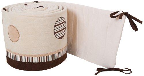 Pam Grace Creations Bumper, Cappuccino front-582964