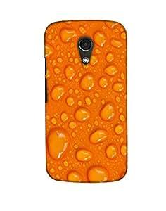 Pick Pattern Back Cover for Motorola Moto G (2nd gen) (MATTE)