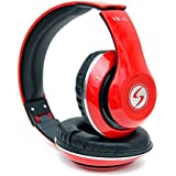 High Quality Signature VM-42 Stereo Bass Headphones With 3D Sound For Apple, Android, Windows And All Other Smartphones