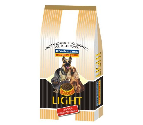 Artikelbild: Brockmanns Light 15kg Hundefutter