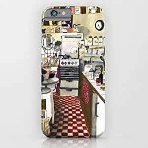 Kitchen iPhone 6 Case by Hanne De Brabander: Cell Phones & Accessories
