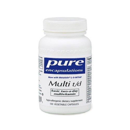 Pure Encapsulations - Multi T/D 120C