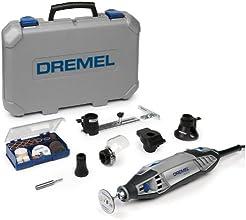 Dremel  Change Kabelgebundenes Multifunktionswerkzeug (175 Watt) 4200, 4 Vorsatzgeräte, 75 Zubehöre