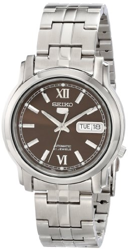 Seiko Men's SNKK79 Automatic Stainless Steel Watch