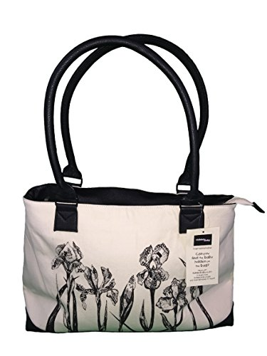 Hidden Baby Garden Tote Diaper Beach Bag
