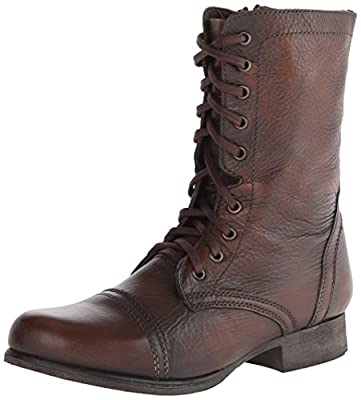 Steve Madden Women's Troopa Lace-Up