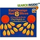 img - for Each Orange Had 8 Slices book / textbook / text book