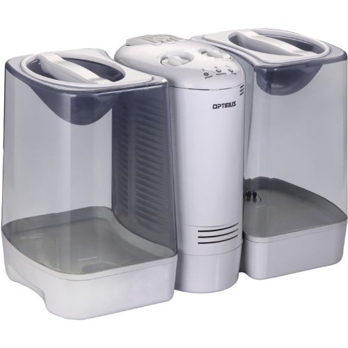 Optimus U-32030 3.5 Gallon Warm Mist Humidifier with Wicking Vapor System