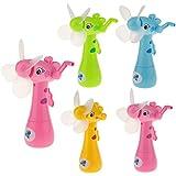 Fusine™ Toy For Children Cute Eco-Friendly Manual Small Fan Water Mist Spray Handheld Portable Mini Fan