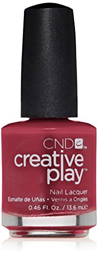 CND Creative Play Nail Polish, Berry Busy #460, 0.46 fl. oz. (7 Day Nail Polish Cnd compare prices)