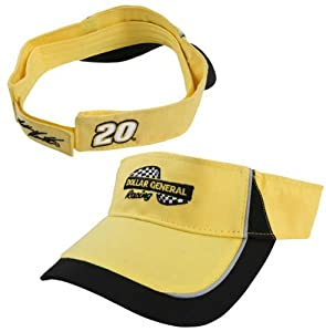 Matt Kenseth Chase Authentics Dollar General Visor - 2014 by Chase Authentics